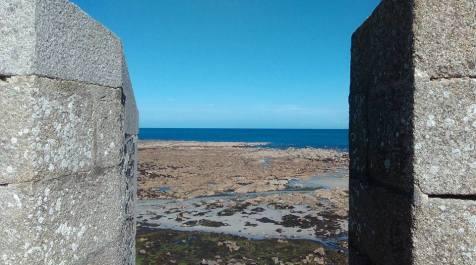 Ile Tatihou Fort de la Hougue