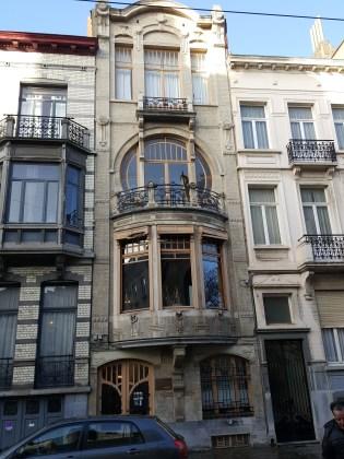 Architecture Art Nouveau Bruxelles (31)