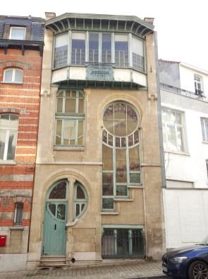 Architecture Art Nouveau Bruxelles (32)