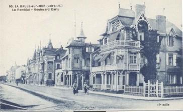 Architecture Balnéaire Villas La Baule (17)