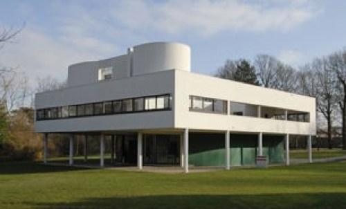 Villa Gras Savoye Poissy Le Corbusier