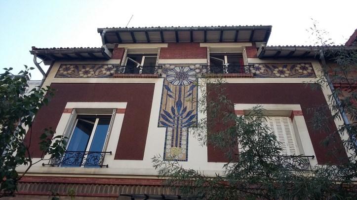 villas hameaux cite artistes paris Montsouris
