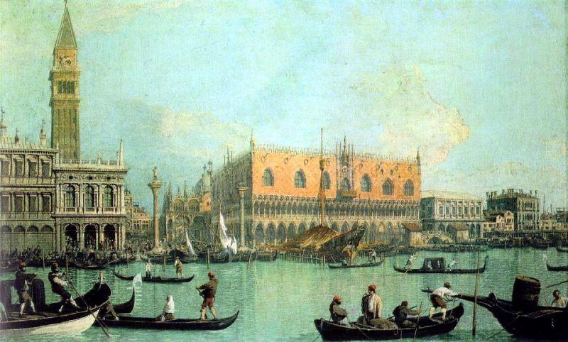 Exposition Venise Paris Grand Palais