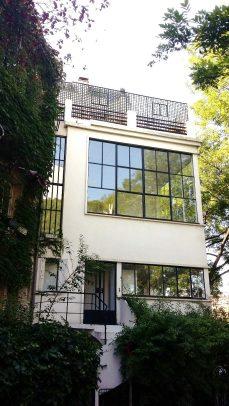 Quartier denfert Paris maison Art deco