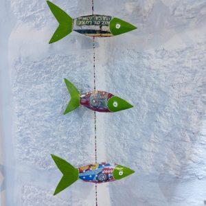 Guirlande poisson GM