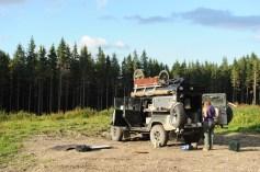 Camp nähe Permeat