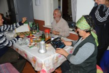 Armanushs parents Home