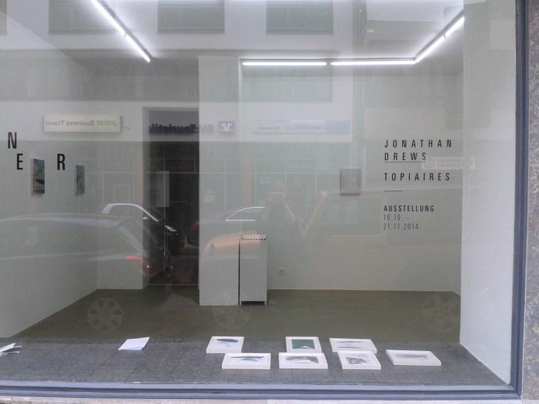 Jonathan Drews   Galerie Karin Wimmer