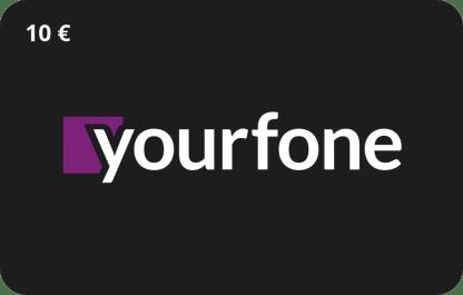 yourfone guthaben online aufladen