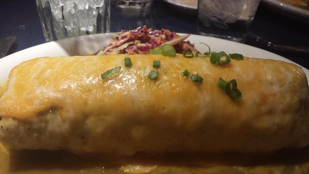 The Veggie Burrito