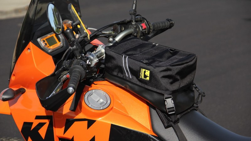 Wolfman Large Expedition Tank Bag