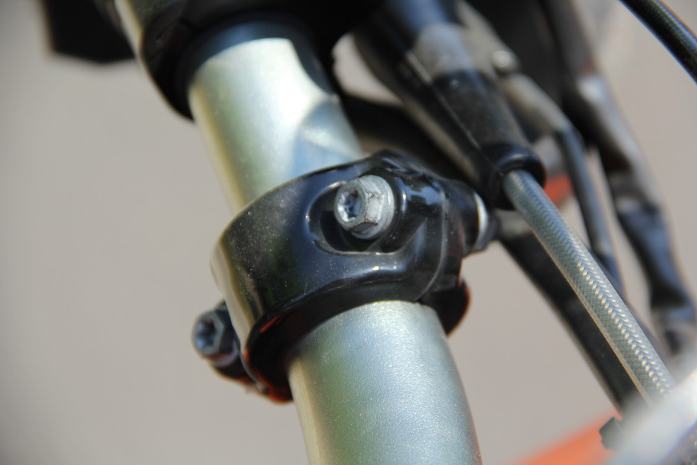 The Handlebar clamp