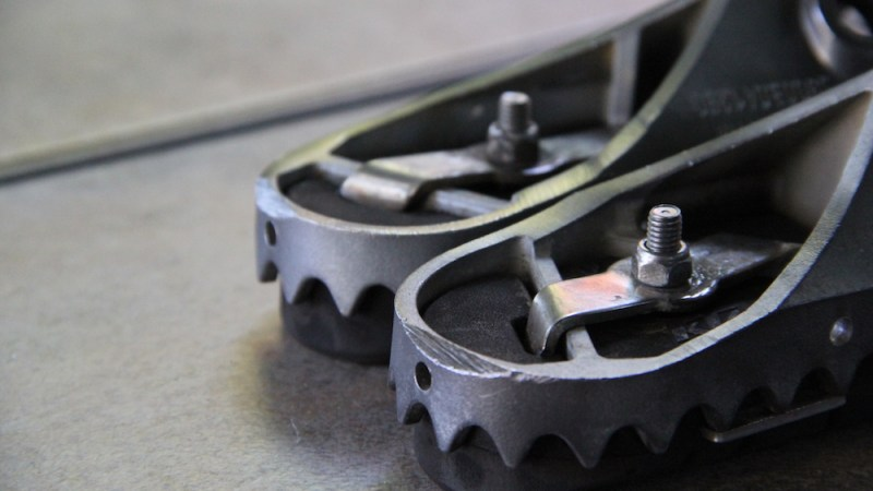 For Sale: 2006 950 Adventure Stock Foot Pegs