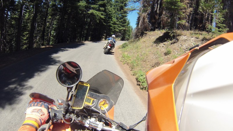 Eel River to Happy Camp: Day 2