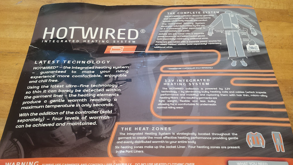 The HotWired Heated Jacket