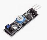 jenis sensor arduino line tracking