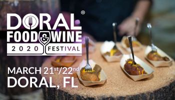 Festival de Vino y Comida de Doral 2020