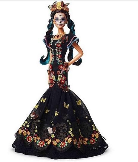 barbie-doll-estilo-catrina