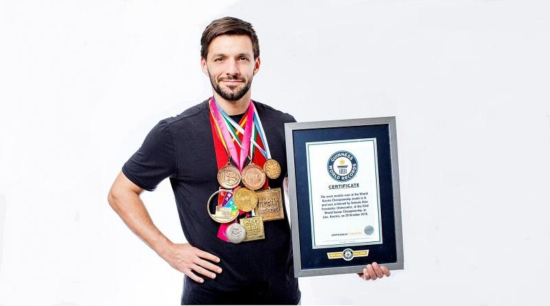 Records Guinness Antonio Díaz