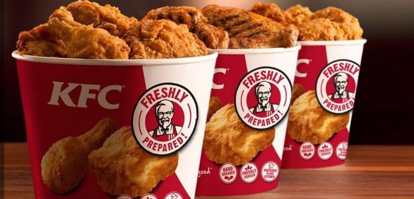 KFC pollo vegano Estados Unidos
