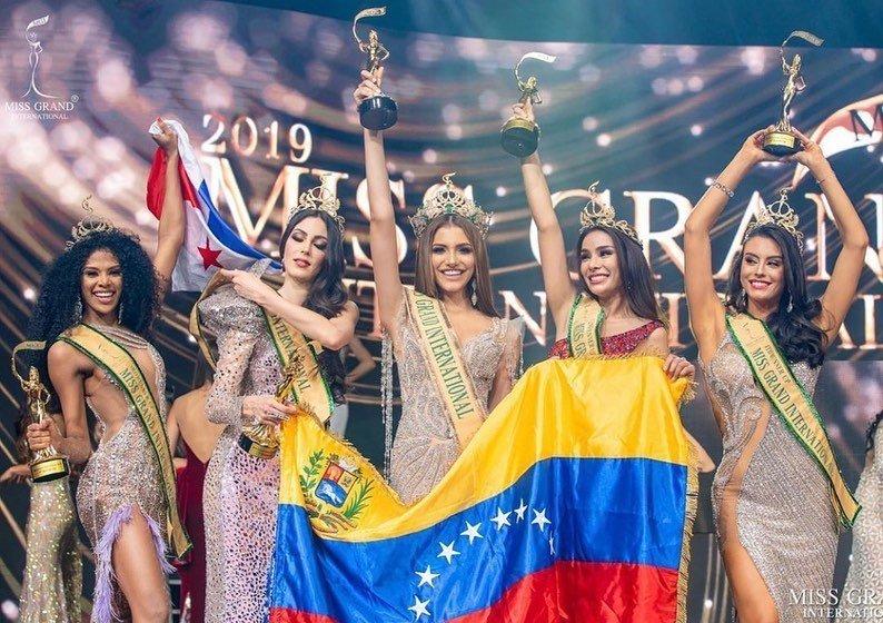 Miss Grand International Valentina Figuera