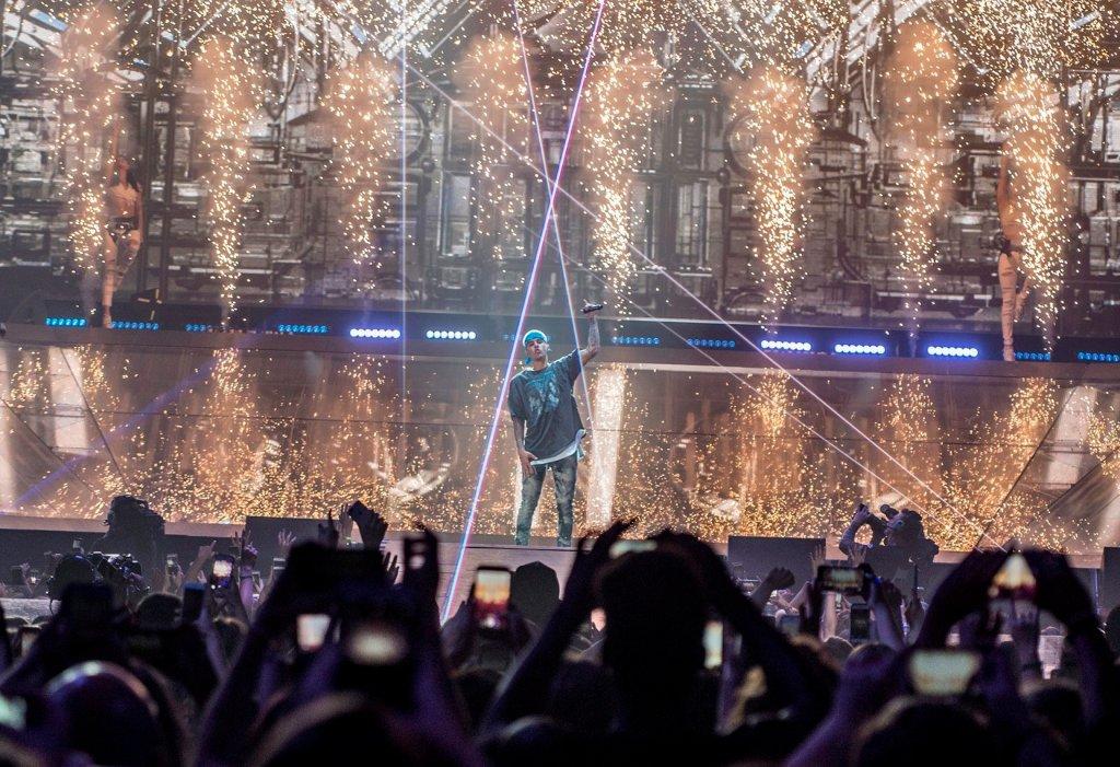 Justin Bieber gira 2020