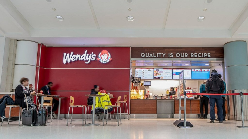 wendys out of beef
