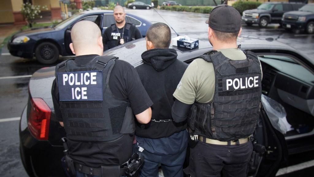 Deportación ICE