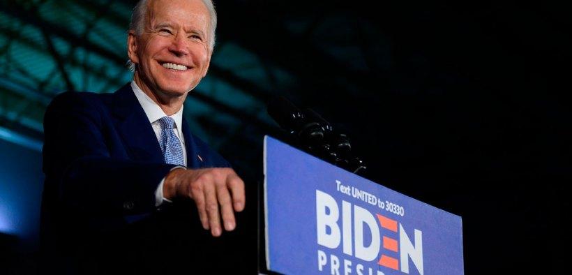 Joe Biden sector laboral