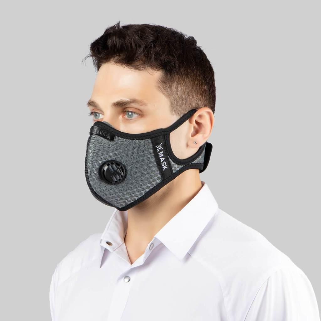 mascarillas reutilizables con filtro