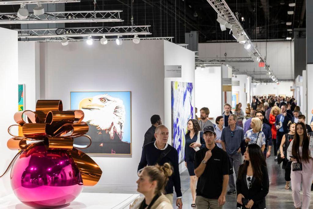 Art Basel canceledo Miami