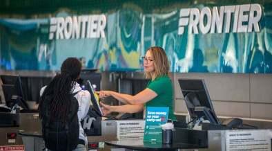 viajar a orlando florida con frontier airlines