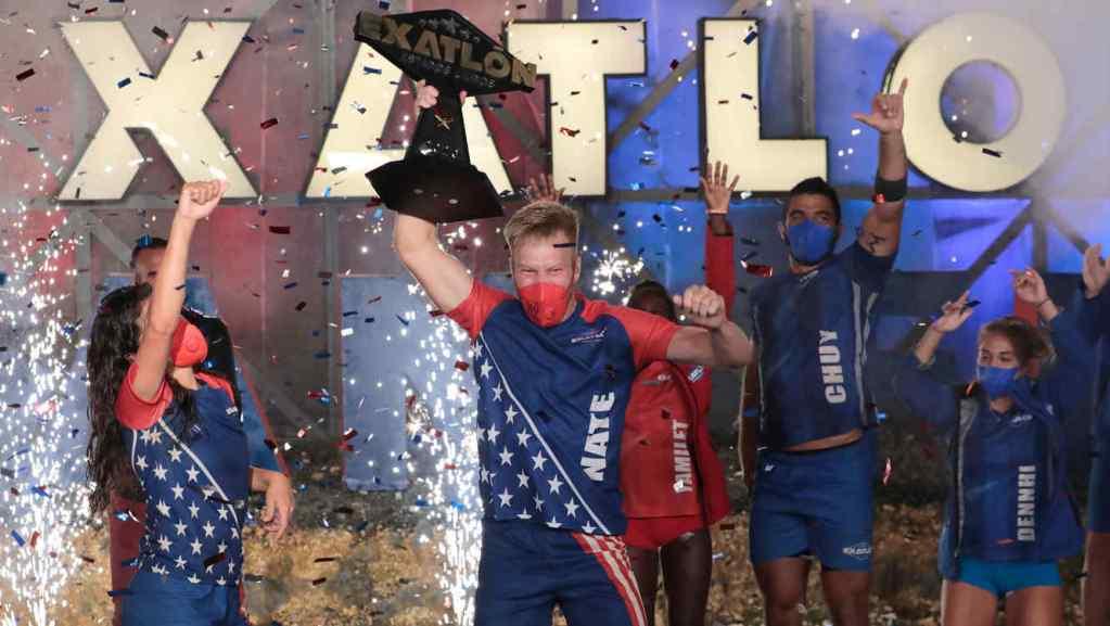 ganador exatlon usa 4 temporada