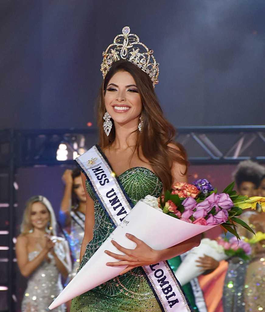 Miss Universe Colombia 2020    Laura Olascuaga
