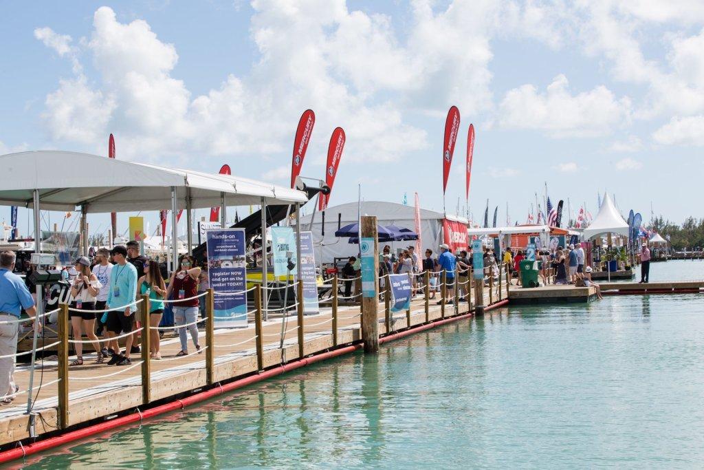 Salón náutico de Miami 2021