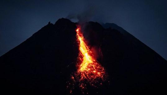 Volcán Merapi