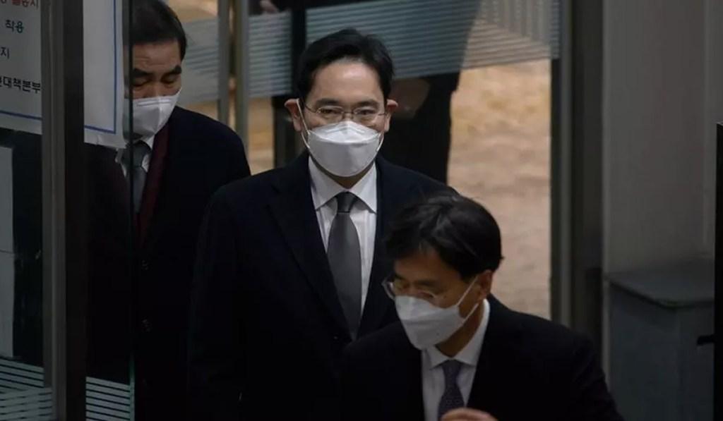 Heredero de Samsung