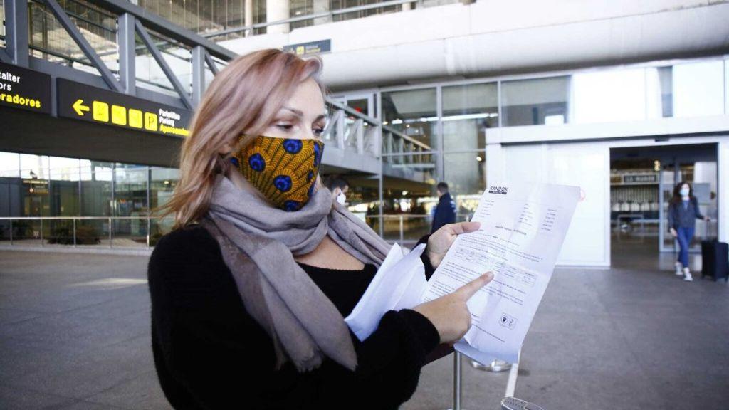 prueba negativa de coronavirus para ingresar a estados unidos