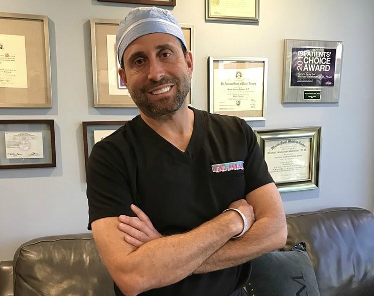 Agrandamiento del pene -  Michael Salzhauer - Cirujano plástico