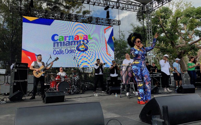 Festival calle 8 miami 2021 fecha