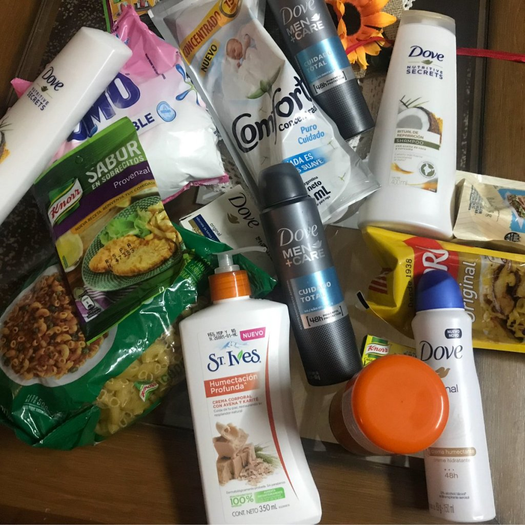 productos unilever