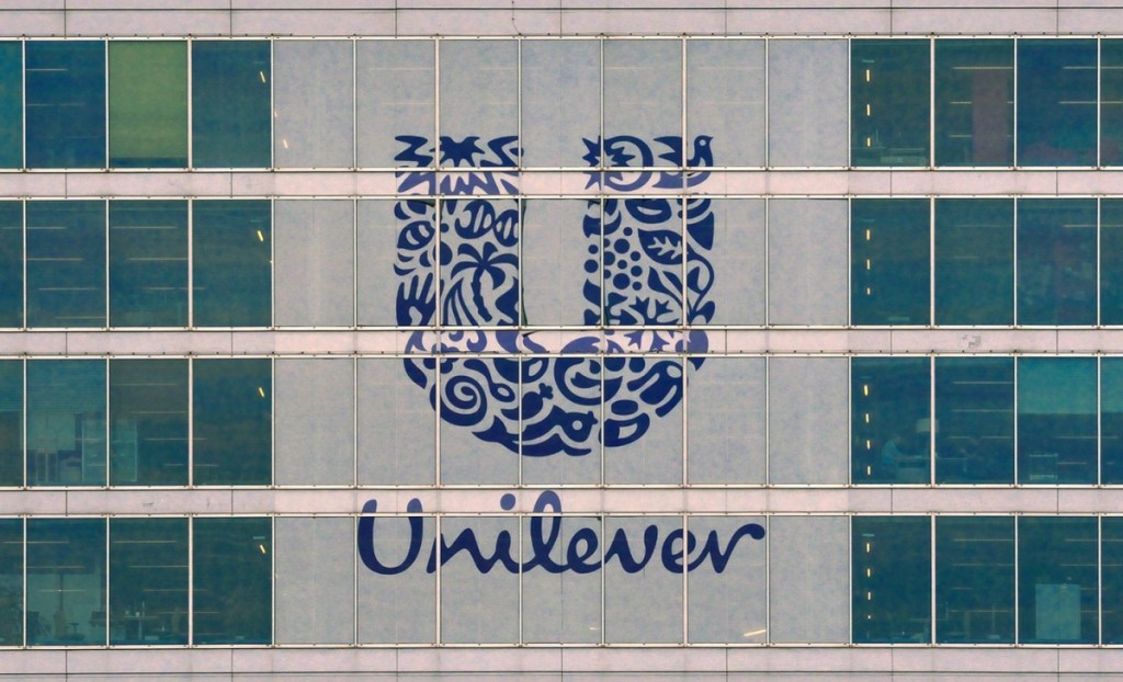 unilever marcas