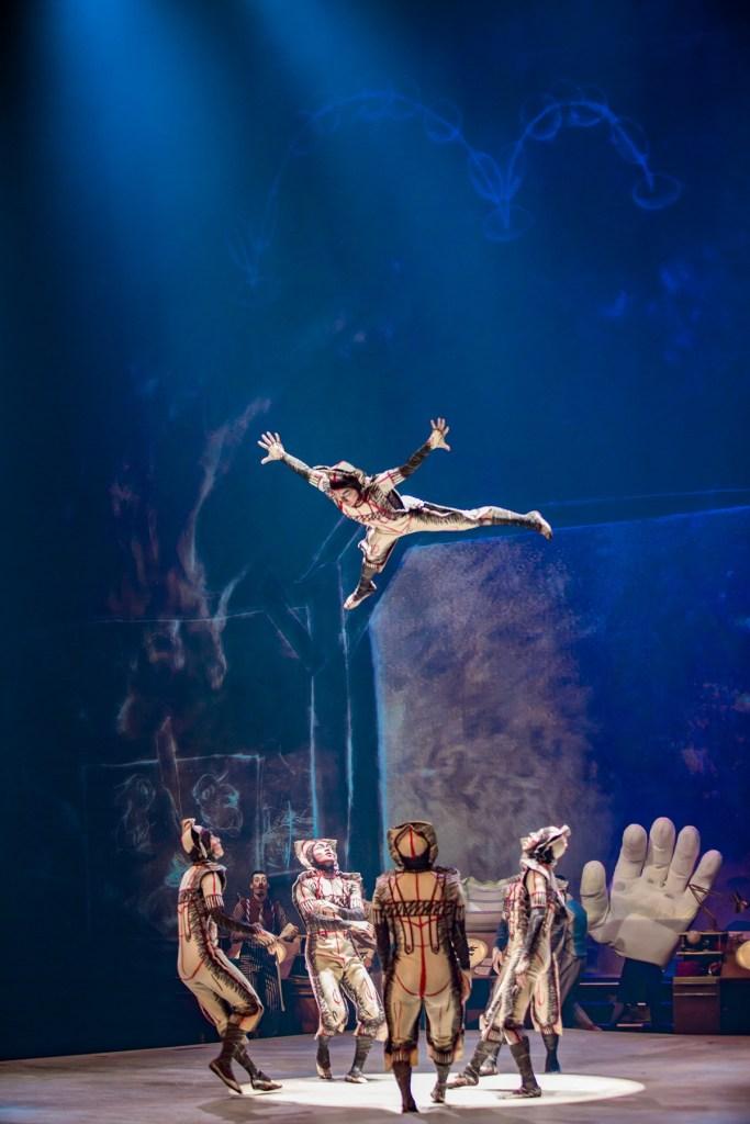 cirque du soleil orlando ticket precios