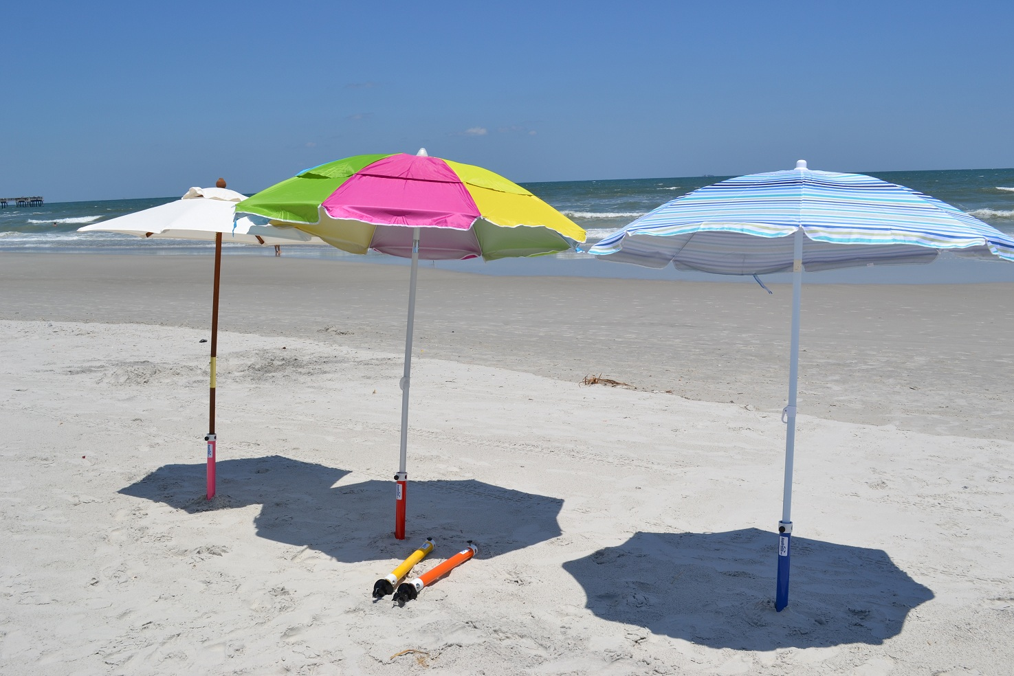 Myrtle Beach Bans Canopy Tents Stay Shaded Get An Umbrella