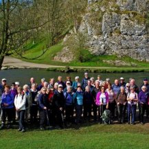 U3A Walking Groups in Dovedale