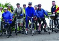 The Cycling Group's First Ride