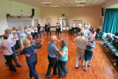 'Come Dancing' this October with the Ballroom Dancing Group.