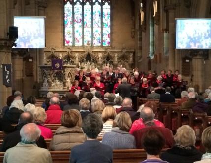 Choir in Christ Church