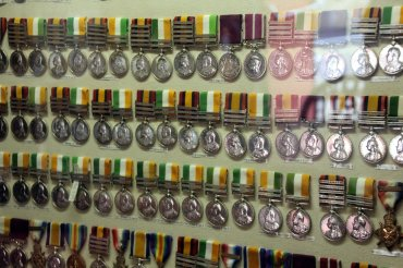 Medals galore