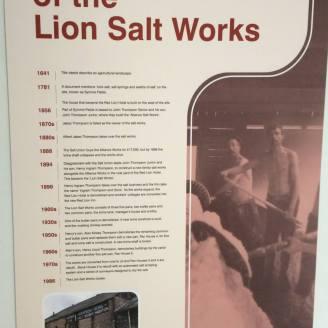 History of the Lion Salt Works